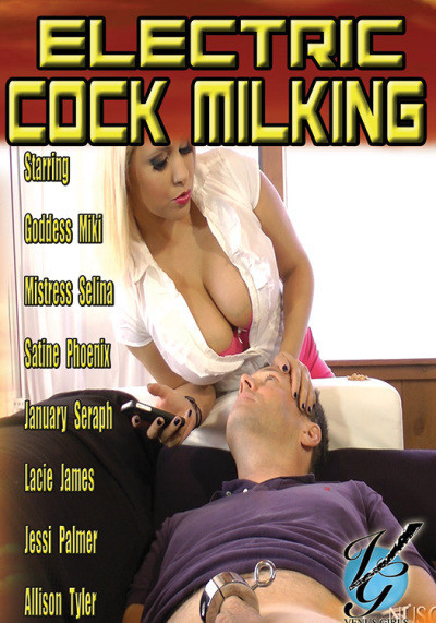 Electric Cock Milking